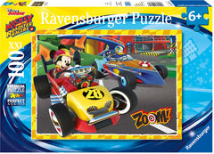 Go MIcky! 100pc Puzzle