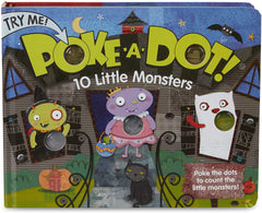 10 Little Monsters Poke