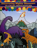 Do-a-Dot Art Activity Book Dinosaurs