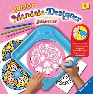 Jr. Mandala Designer-Princess