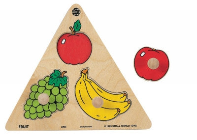 Puzzibilities Fruit Triangle Puzzle