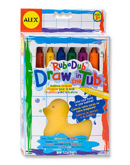 Rub a Dub Draw in the Tub
