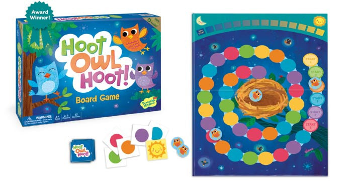 Hoot Owl Hoot Cooperative Game
