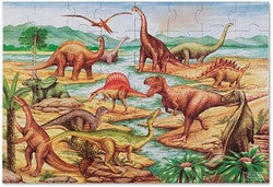 Dinosaur 48 pc Floor Puzzle