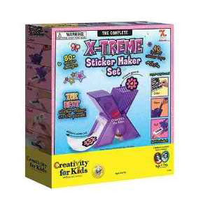 X-treme Sticker Maker Set