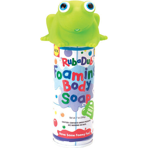 Foaming Body Soap - Frog