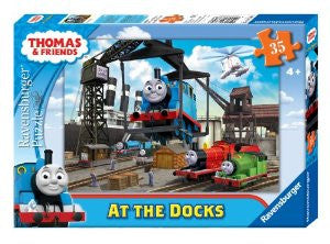 Thomas at the Docks 35pc Puzzle