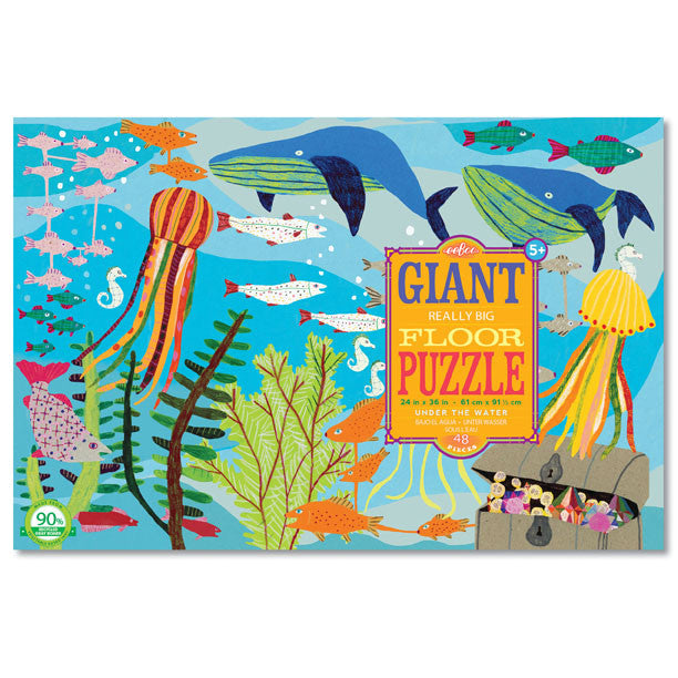 Under The Water Giant Puzzle