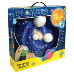 Planets-Create a Solar System