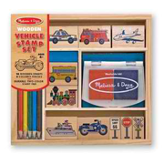 Vehicle Stamp Set