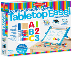 Tabletop Easel Double-Sided Magnetic