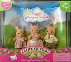 Hopper Kangaroo Family