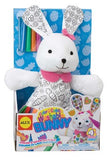 Color and Cuddle Washable Bunny
