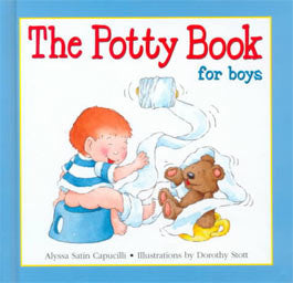 Potty Book - Boys