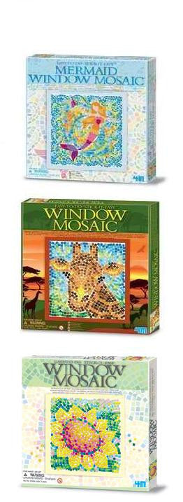 Window Mosaic Art