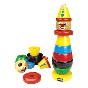 Stacking Clown