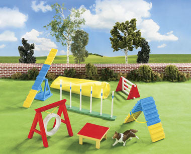 Dog Agility Play Set