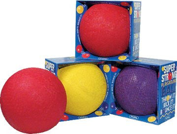 Solid color PLAYGROUND BALLS