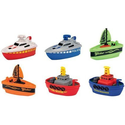 Tiny Tub Boats