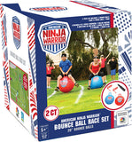 "Bounce Ball Race Set of 2 24""Ball"