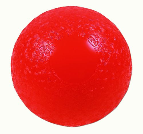 "10"" Playground Ball - Shiny Red - Active Edge"