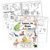 Art Book3 - Learn to Draw Animals