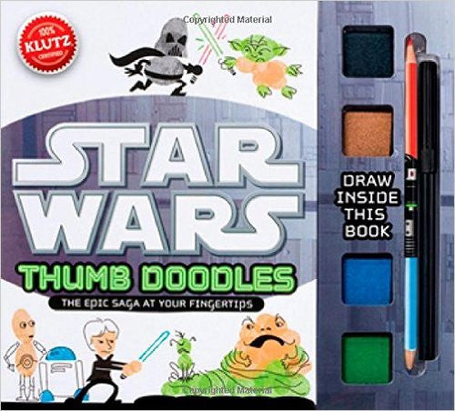 Star Wars: Thumb Doodles-SGL
