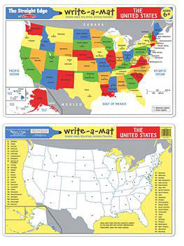 The United States Write-A-Mat