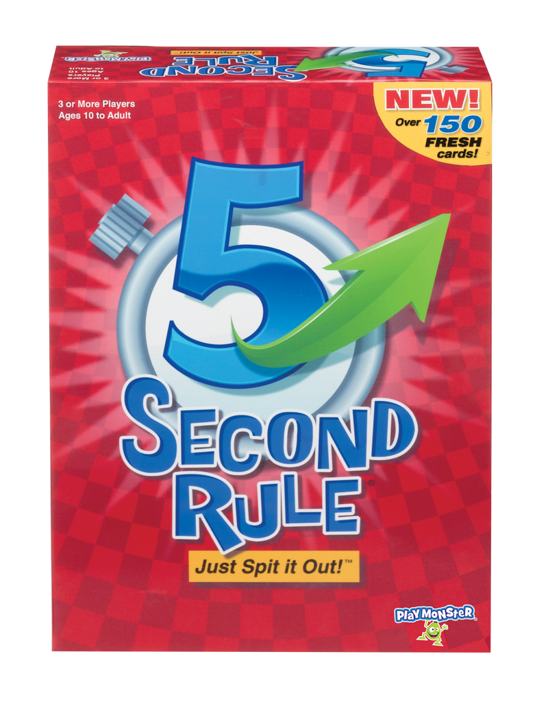 5 Second Rule 2nd Edition (2)