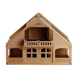 Home Again, Home Again-A Frame Dollhouse