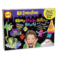 Slimy Sticky Silly Stuff