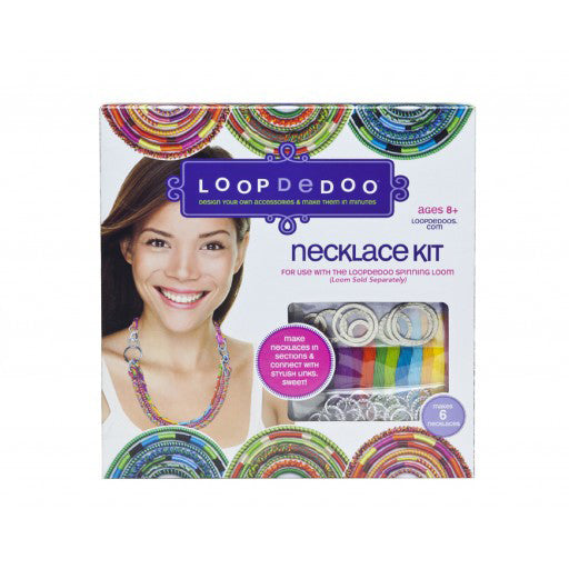 Necklace Links Kit, Loopdedoo