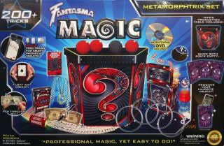 Metamorphtrix Magic Show