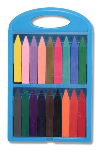 Take Along Jumbo Crayon Set