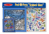 "Peel & Press ""Stained Glass"" Undersea Fantasy"