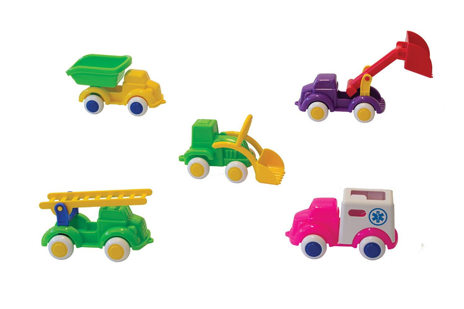 "2 3/4"" Mini Baby Vehicles Viking"