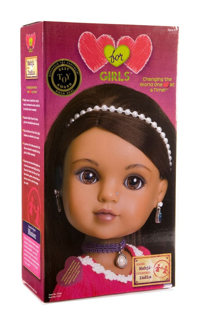 Nahji India Doll