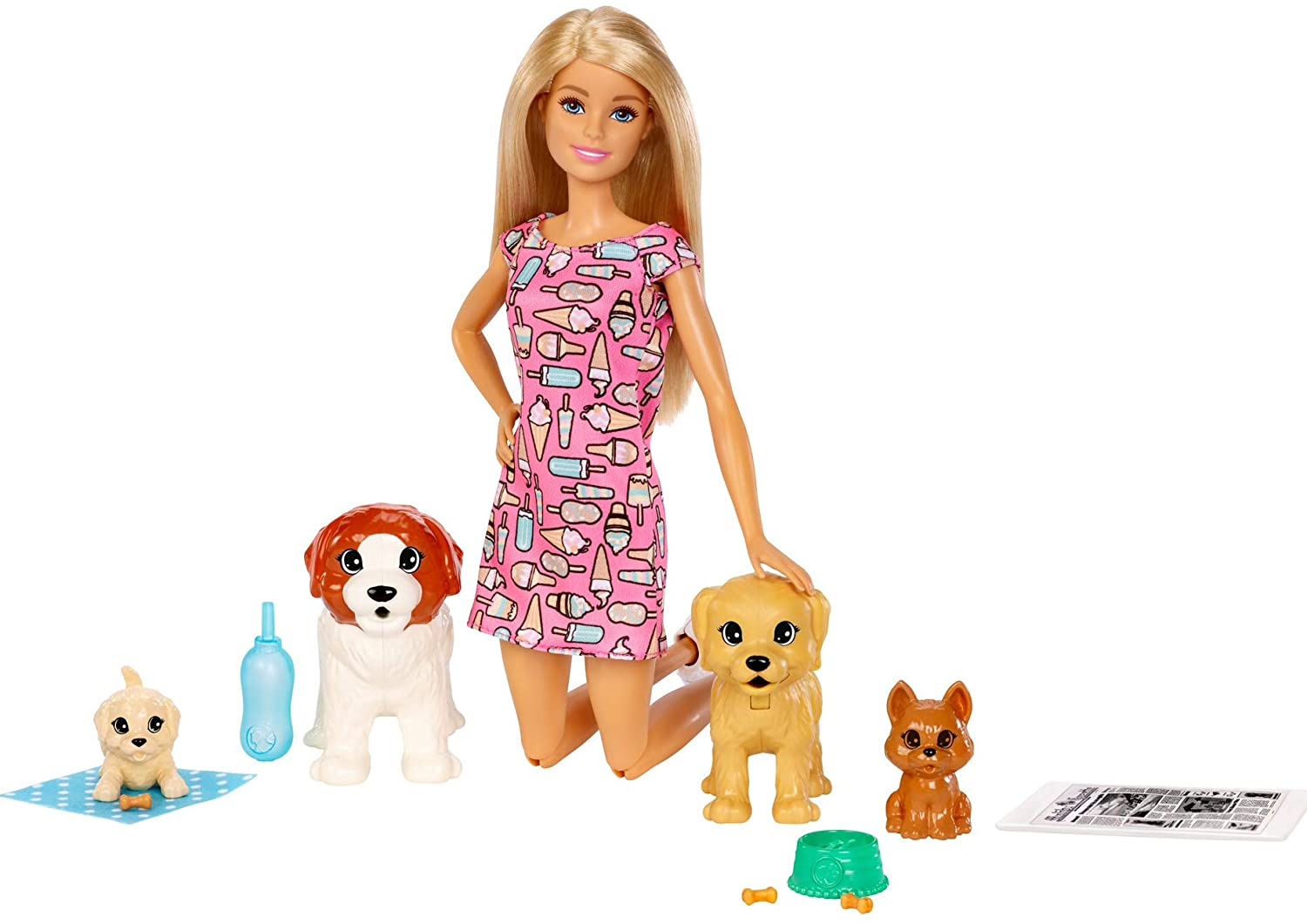 Barbie Doggy Daycare Doll Assorted