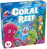 Life in the Coral Reef Game - Line List