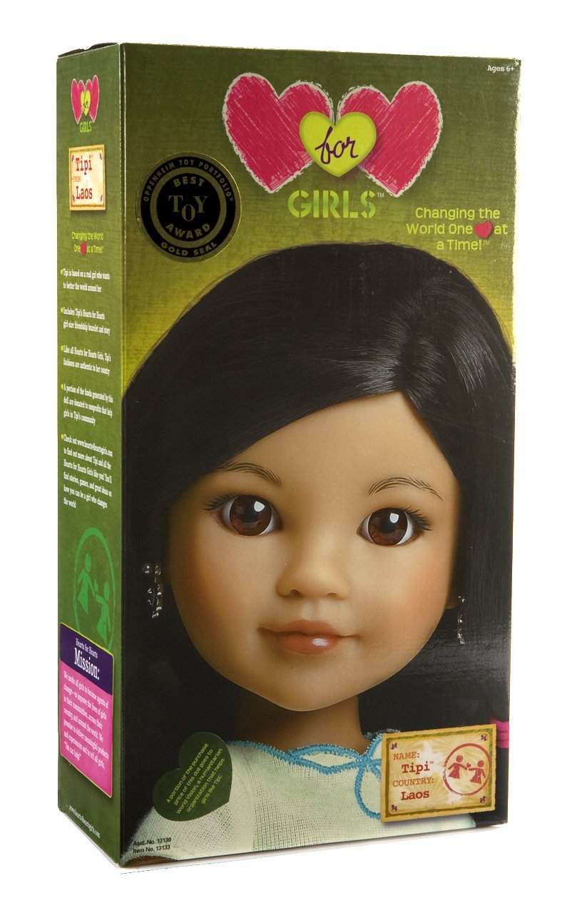 Tipi Laos Doll