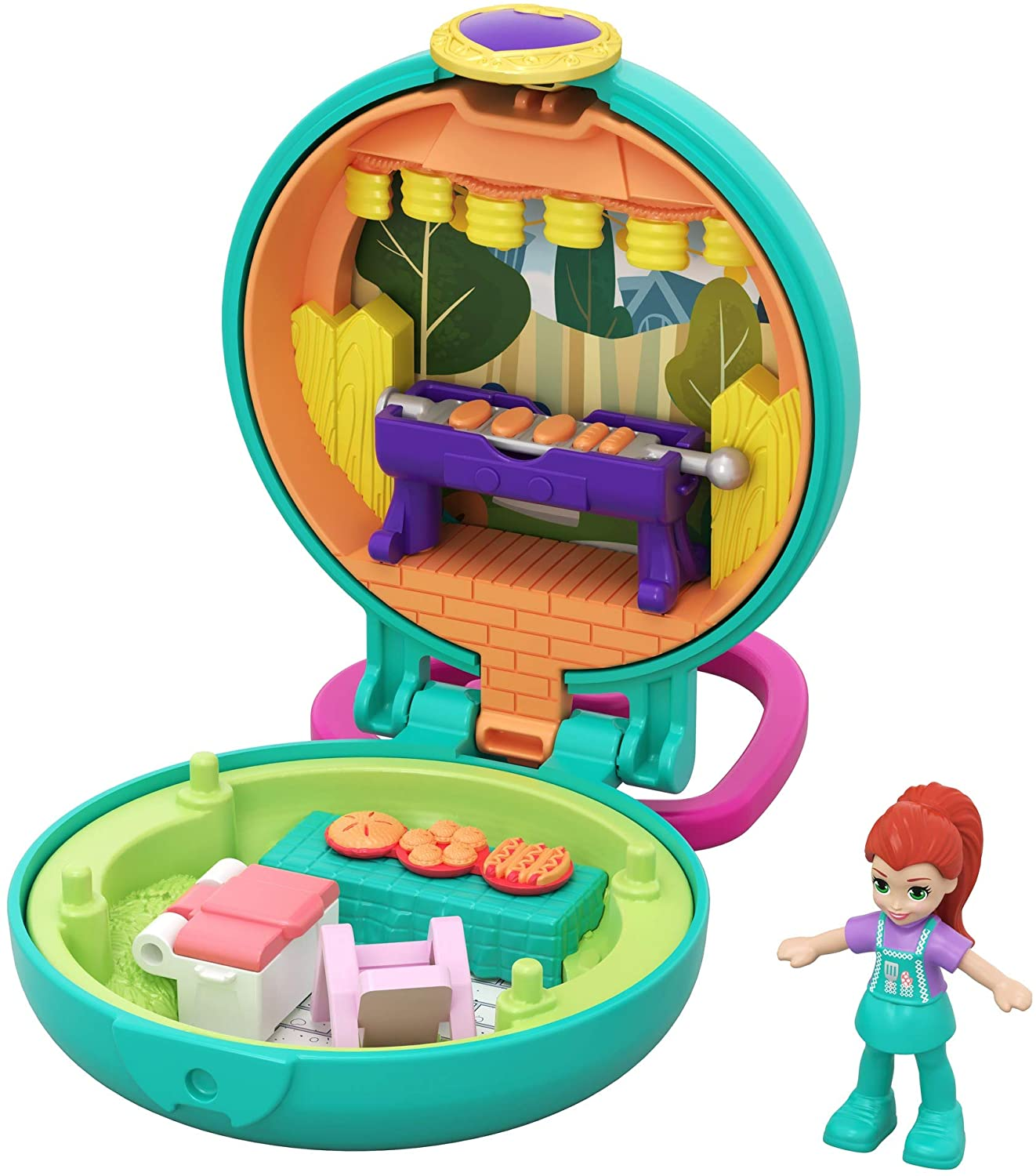 Tiny Compact Polly Pocket Assorted