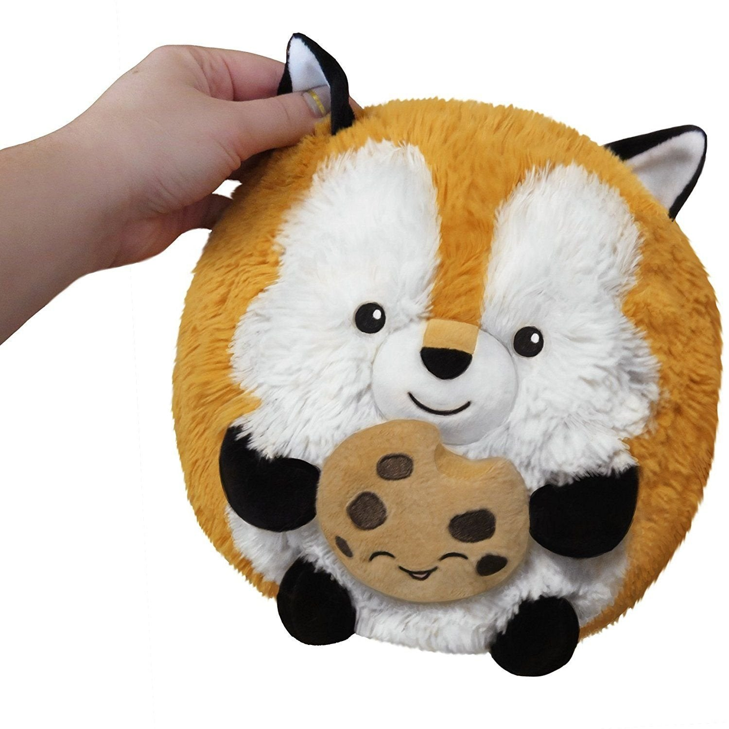 Mini Fox w/ Cookie 7""