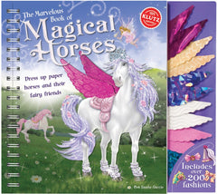 Magical Horses, The Marvelous Book of - PB - SGL