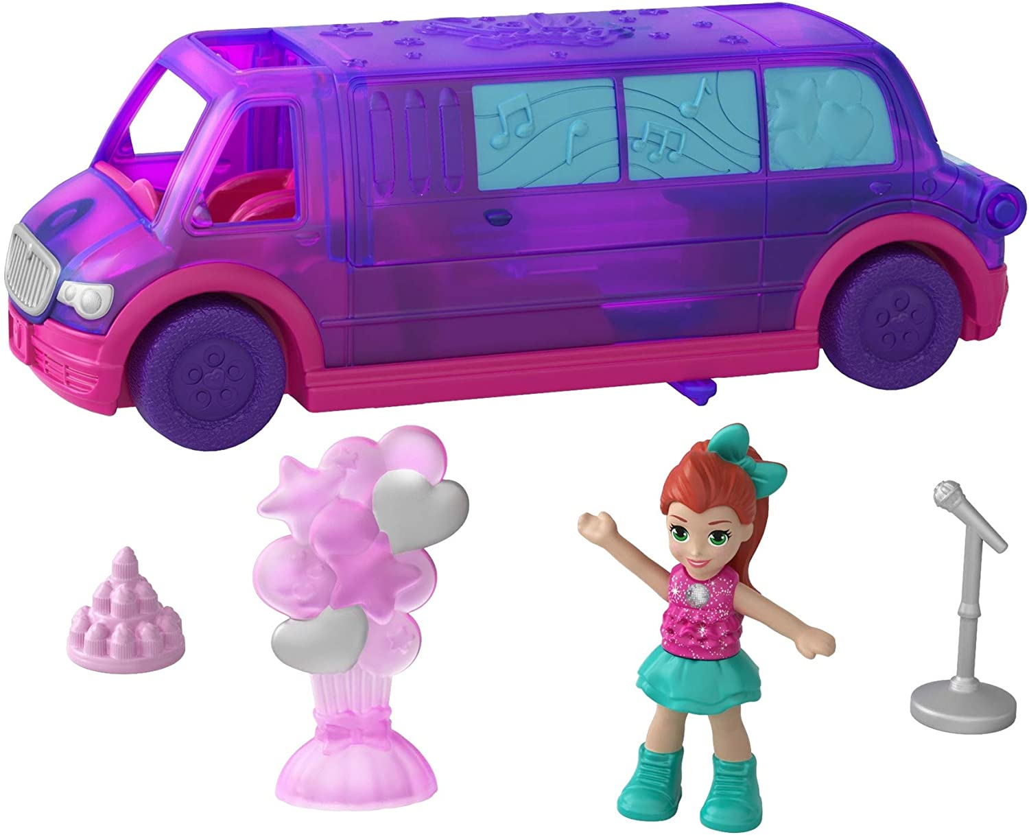 Polly Pocket Vehicles Assortment