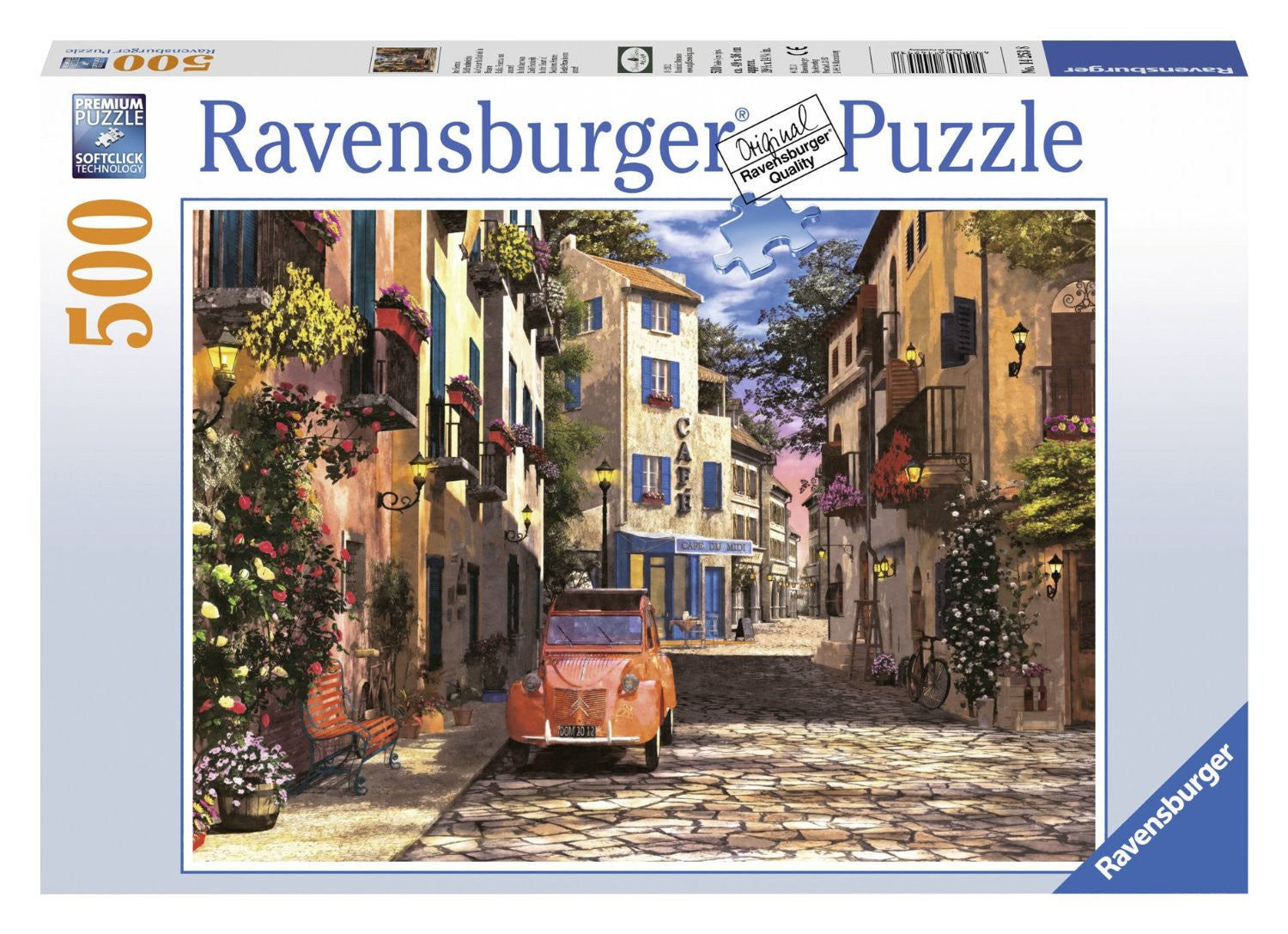 In the Heart of Southern France 500 pc Puzzle