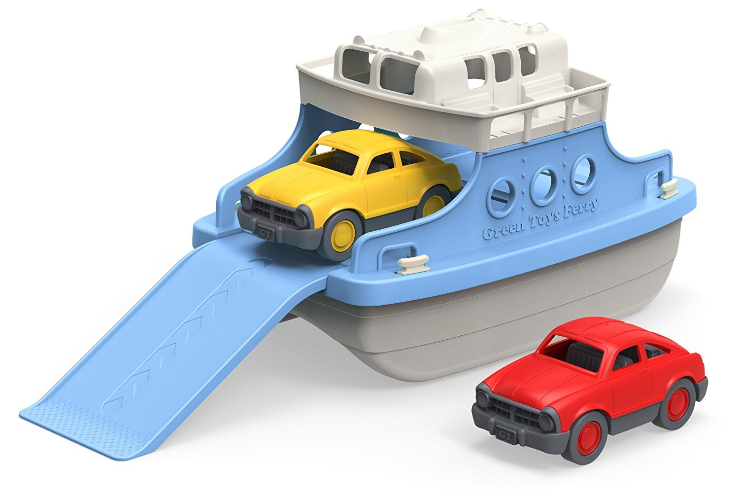 FERRY BOAT W/CARS