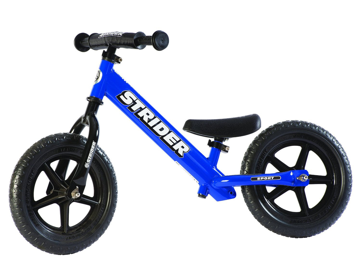 Blue Strider No-Pedal Balance Bike