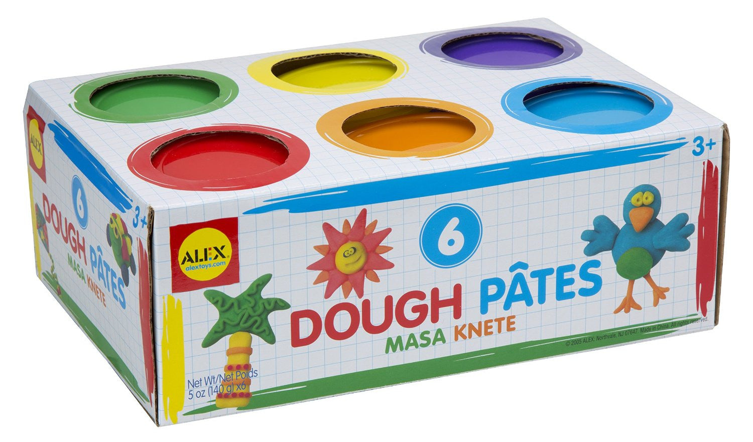 Super Soft Modeling Dough (6)
