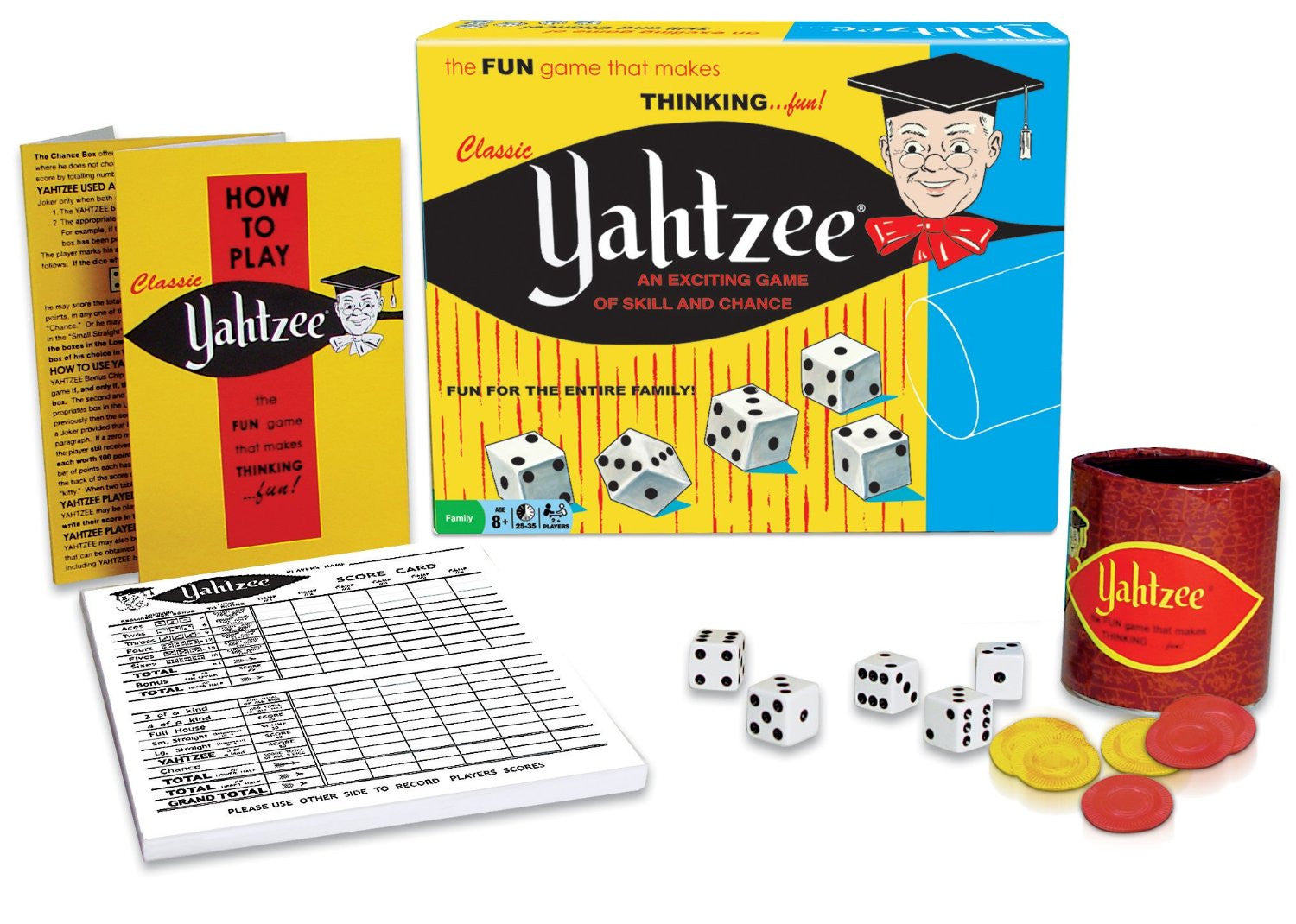 Yahtzee-Winning Moves
