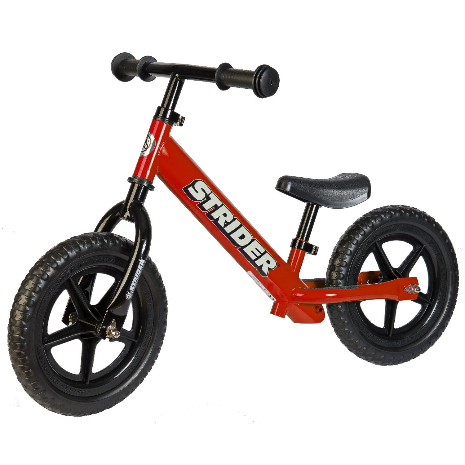 Red Strider Non-Pedal Balance Bike